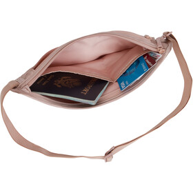 Eagle Creek Silk Undercover Cintura porta soldi, rosa